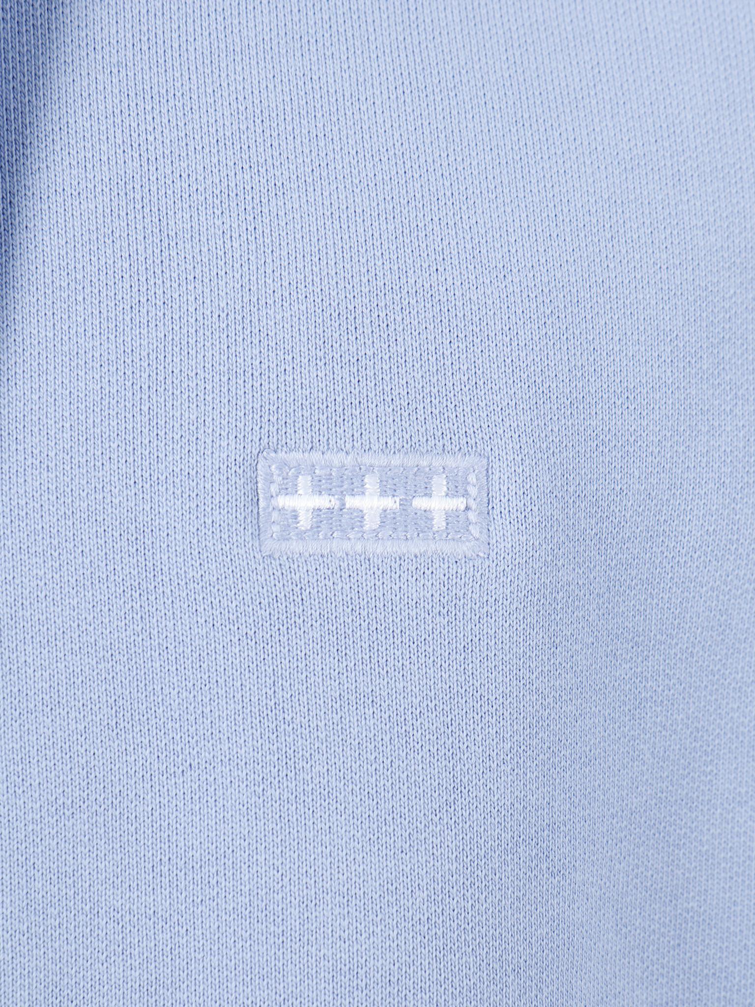 Quality Blanks Quality Blanks QB93 Patch Logo Hoodie Lilac