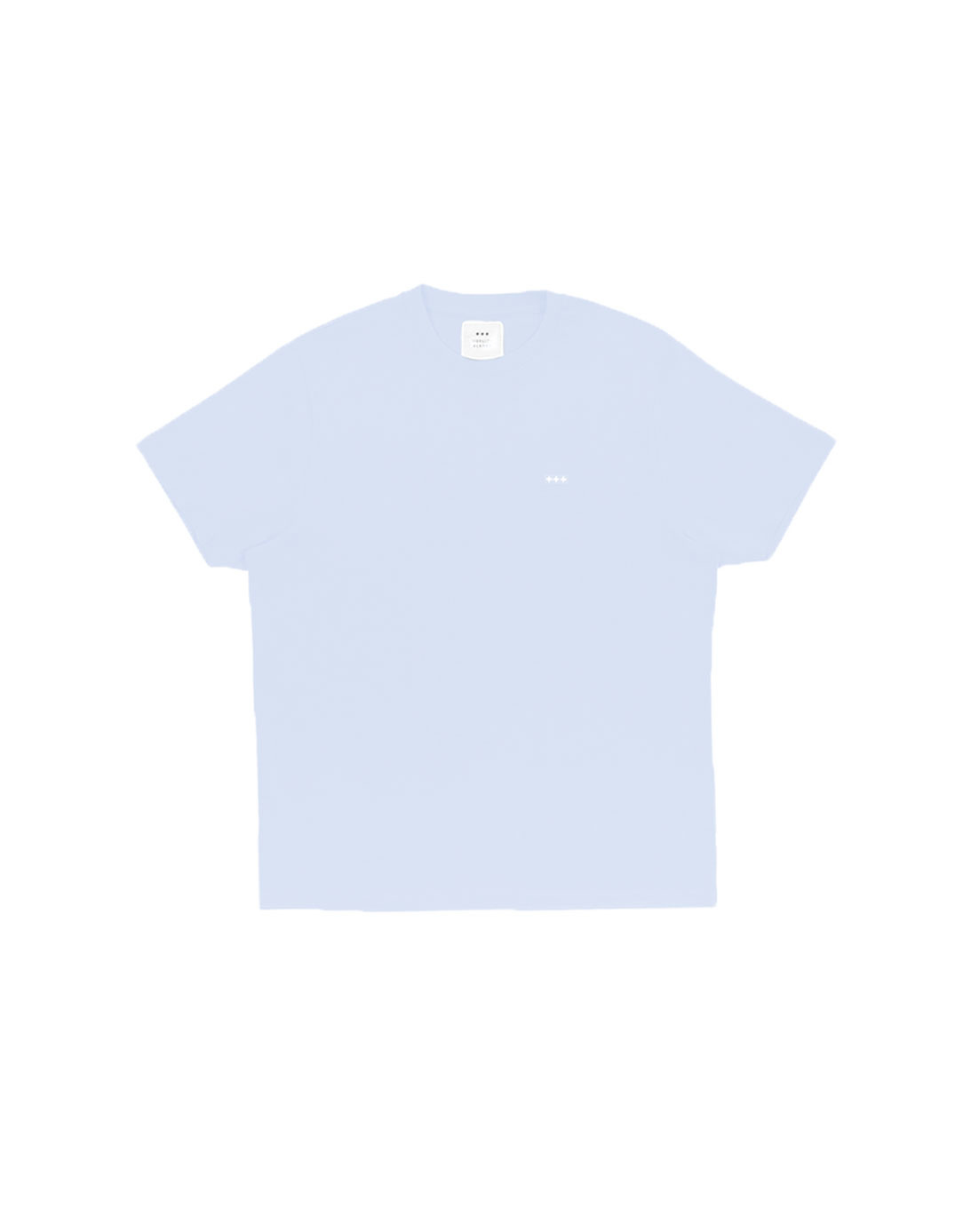 Quality Blanks QB93 Patch Logo T-Shirt Lilac
