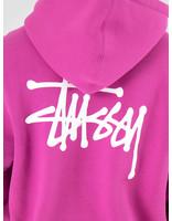 Stussy Stussy Basic Stussy Hood Berry 0623