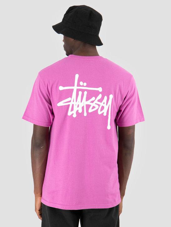 Stussy Basic Stussy T-Shirt Berry 0623