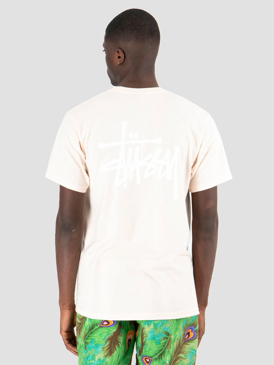 Stussy Basic Stussy T-Shirt Pale Pink 0666