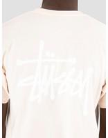 Stussy Stussy Basic Stussy T-Shirt Pale Pink 0666