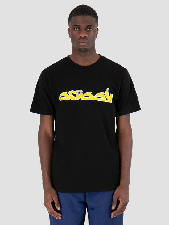 Stussy Future T-Shirt Black 0001