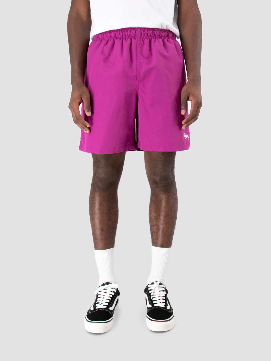 Stussy Stussy Stock Water Short Berry 0623