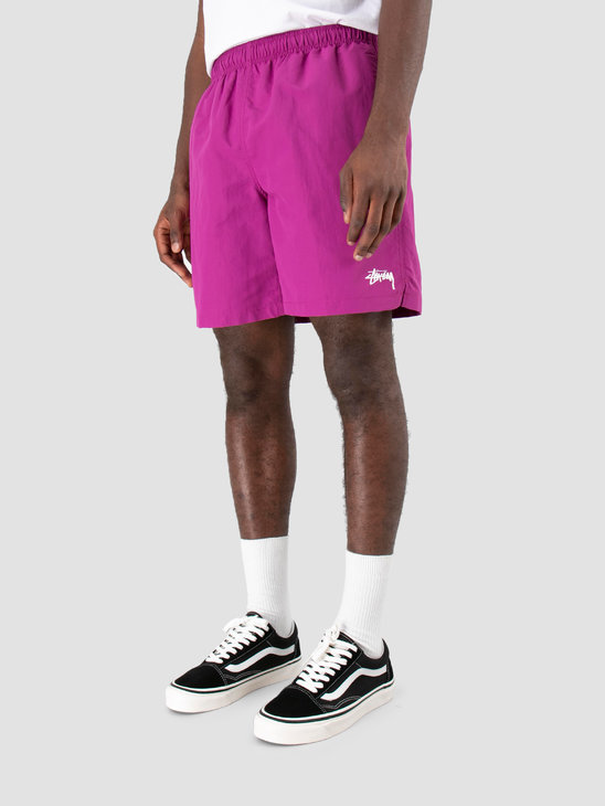 Stussy Stock Water Short Berry 0623