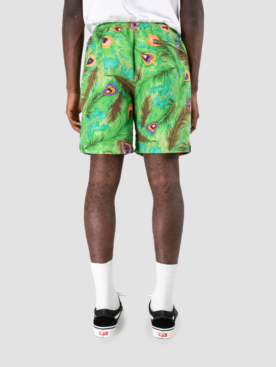 Stussy Stussy Peacock Water Short Green 0401
