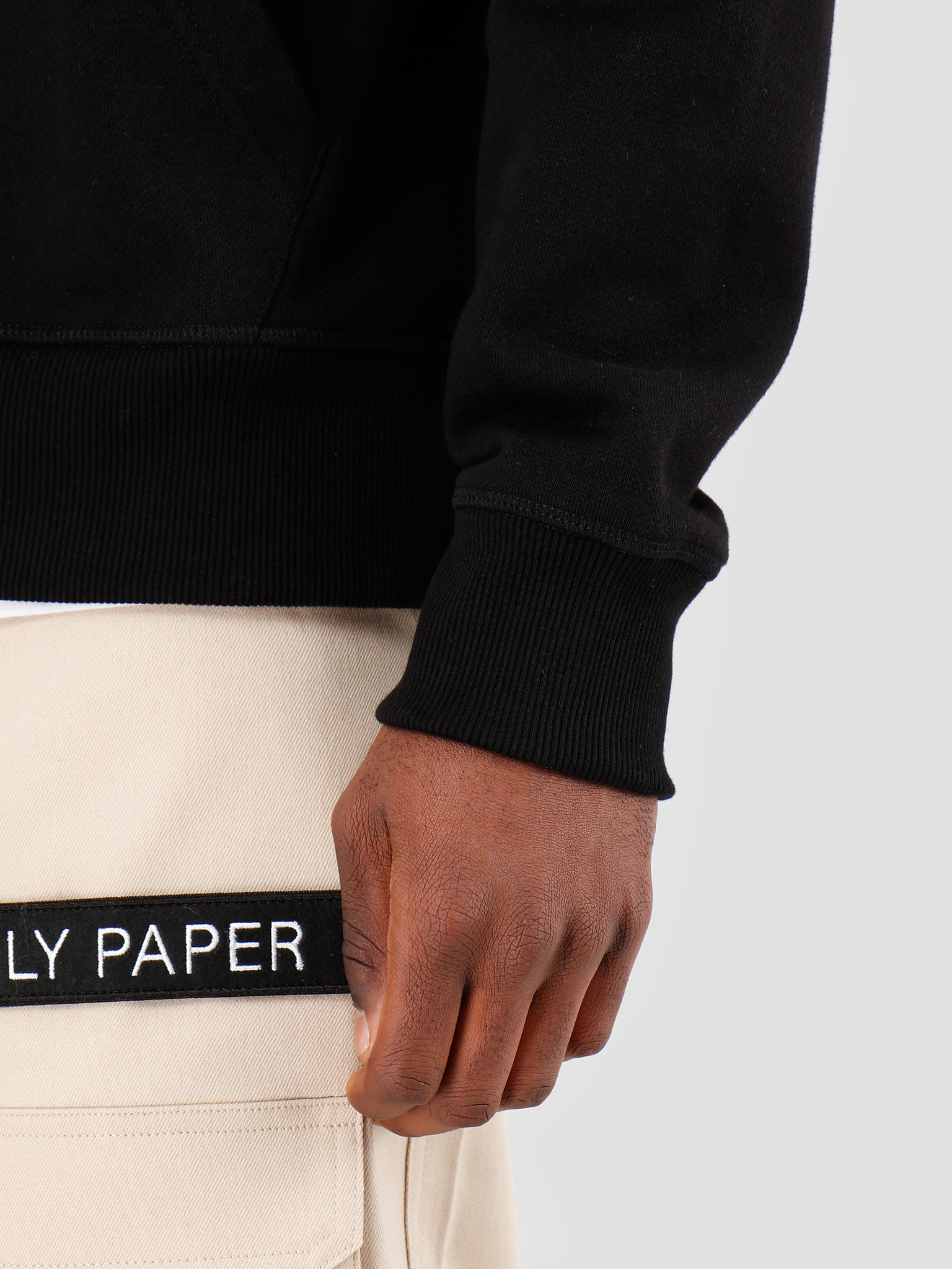 Daily Paper Daily Paper Shield Logo Vest Black 19R1TO02-01