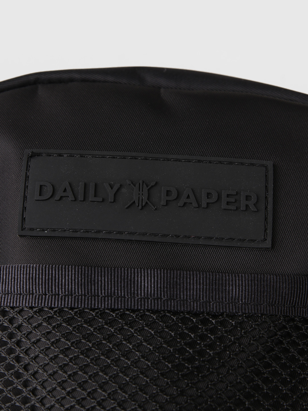 Daily Paper Daily Paper Shoulder Bag Black 19R1AC01-01