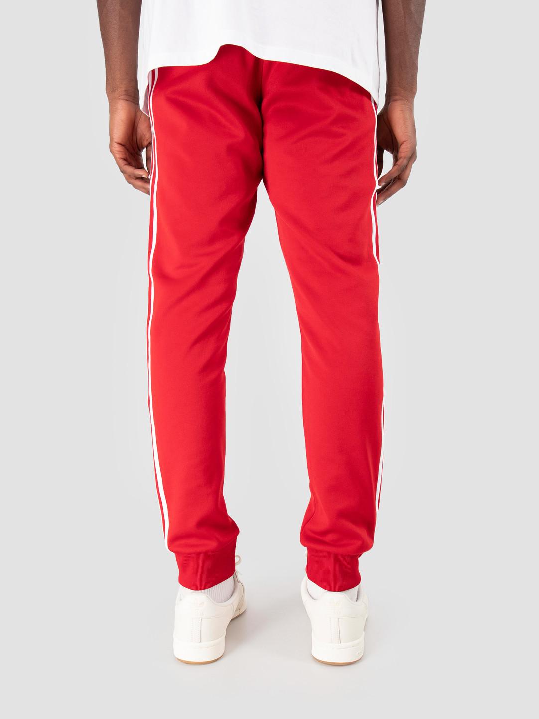 aaebaec3 adidas SST Track Pant Power red DV1534