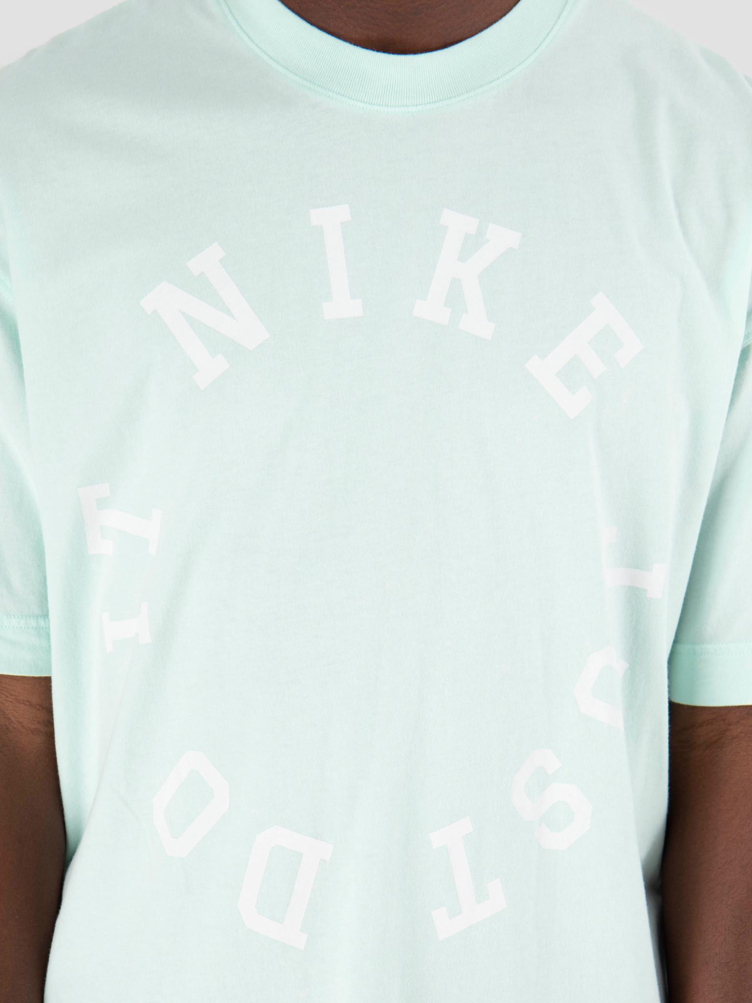 Nike Nike Nsw Ce Top Shortsleeve Wash Igloo Summit White AR2933-357