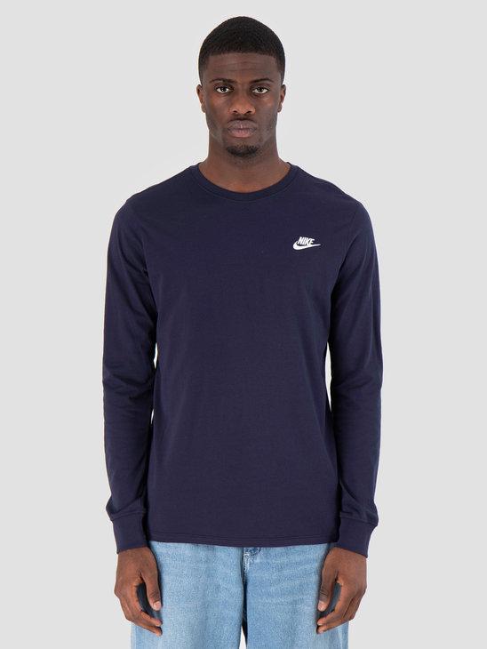 Nike NSW Obsidian White Aq7141-451