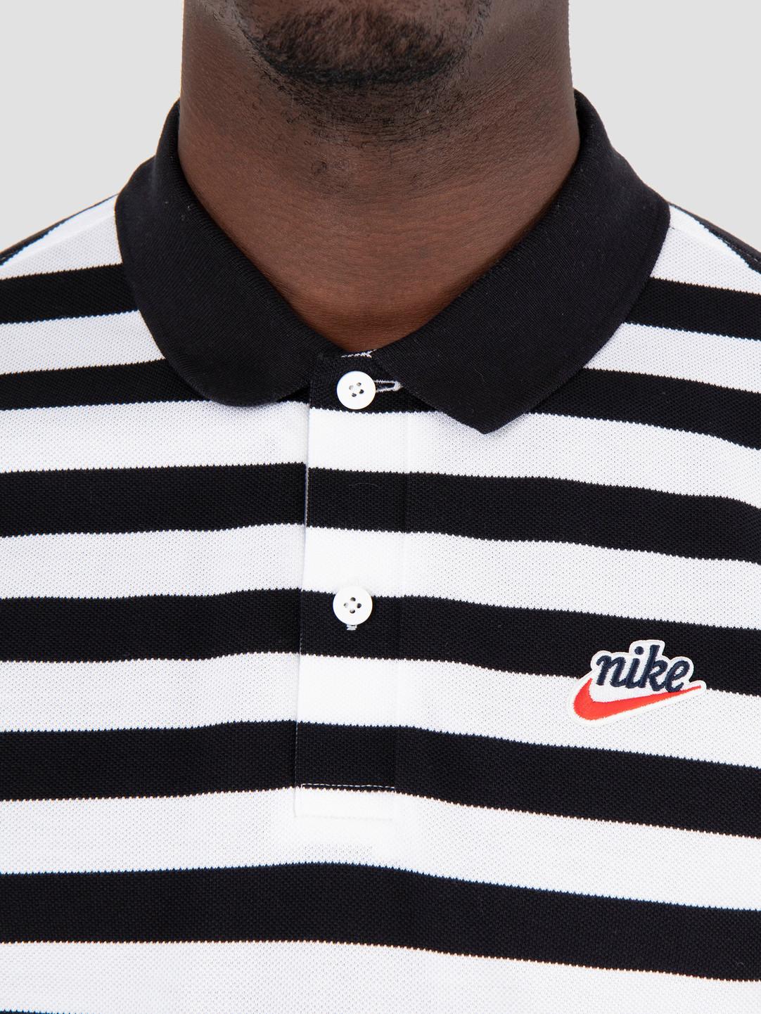 Nike Nike Script Polo Black BQ9074-010