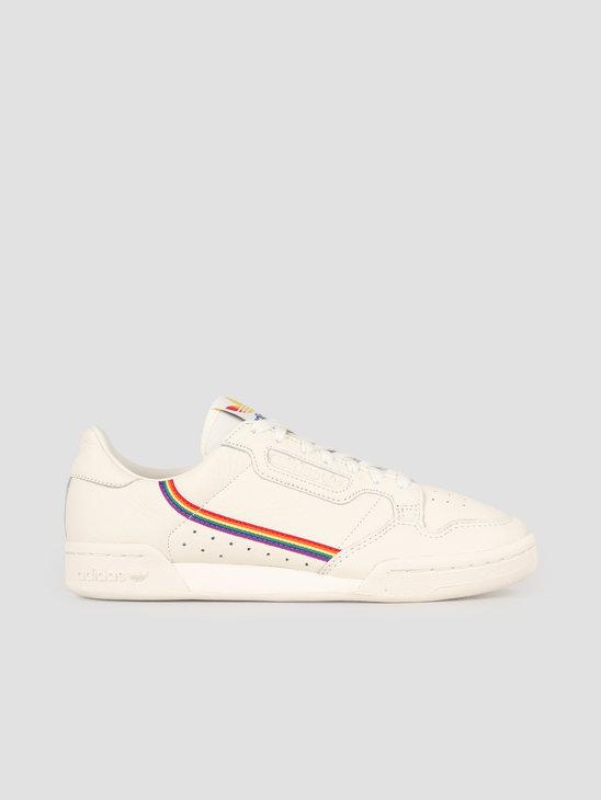 adidas Continental 80 Prid Owhite Owhite Owhite EF2318