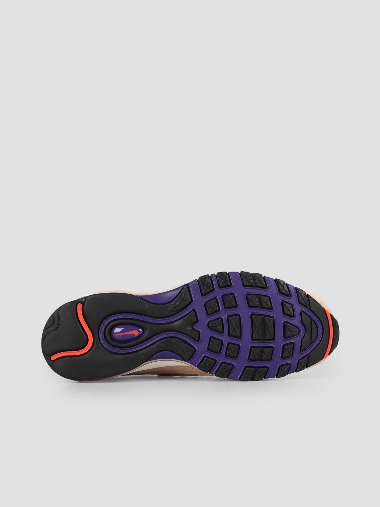 Nike Nike Air Max 98 Sail Court Purple Light Cream Desert Ore 640744-108