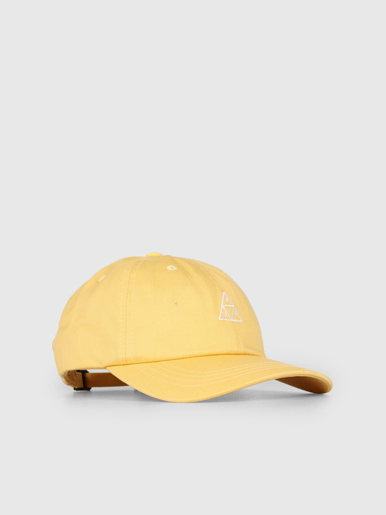 HUF Essentials TT CV Hat Yellow HT00346