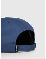 HUF HUF 1993 Logo Strapback Hat Insignia Blue HT00362