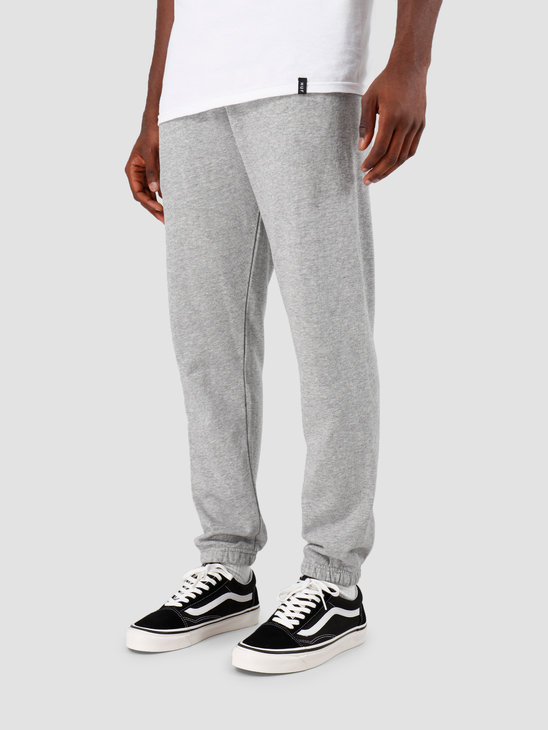 HUF Issue Fleece Pants Grey Heather PT00085