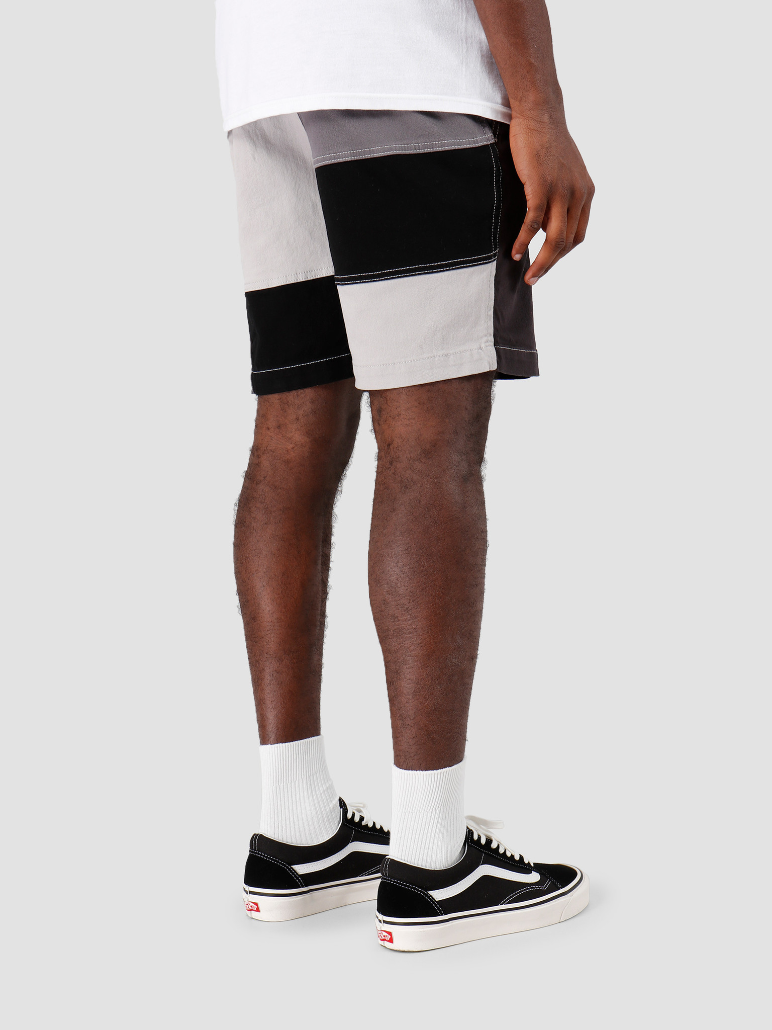 HUF HUF Vista Easy Short Black PT00106