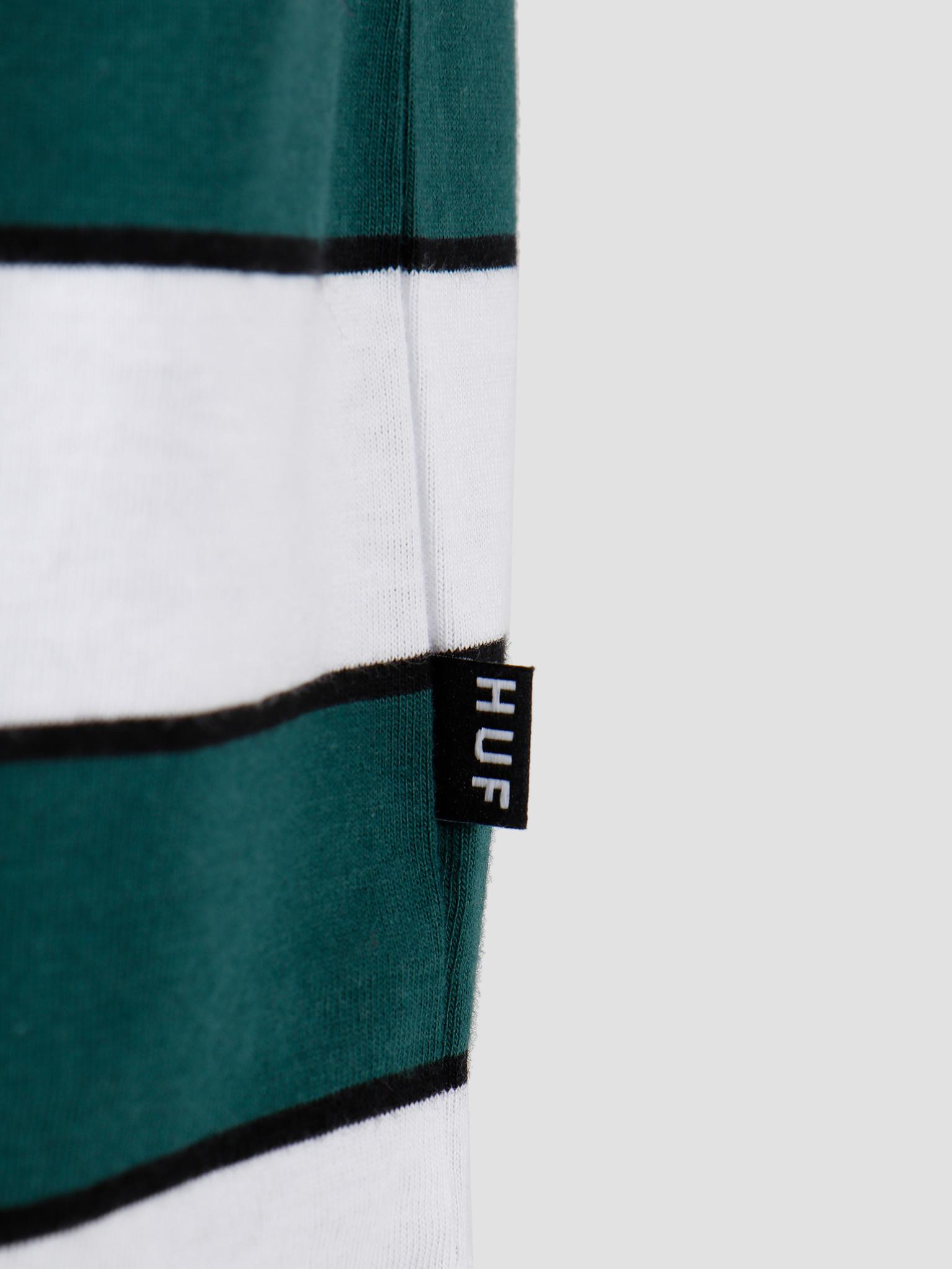 HUF HUF Variant Shortsleeve Knit Top White KN00101