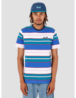 HUF HUF Upland Shortsleeve Knit Top Insignia Blue KN00107