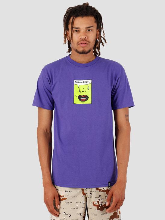 HUF Sigh Shortsleeve Ultra Violet TS00718