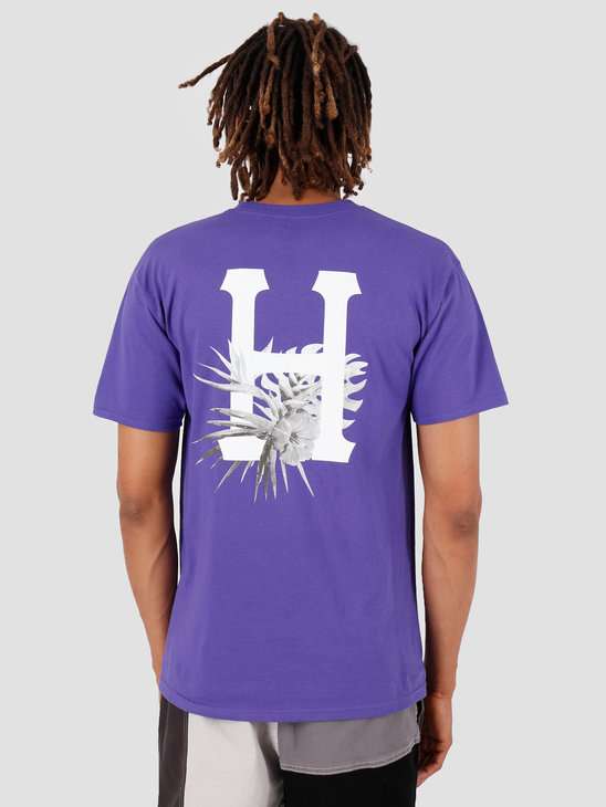 HUF Jungle Classic H Shortsleeve Ultra Violet TS00727