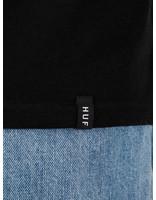 HUF HUF Bloom Shortsleeve Black TS00723