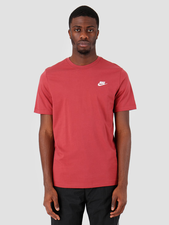 Nike NSW Club T-Shirt Cedar White AR4997-661