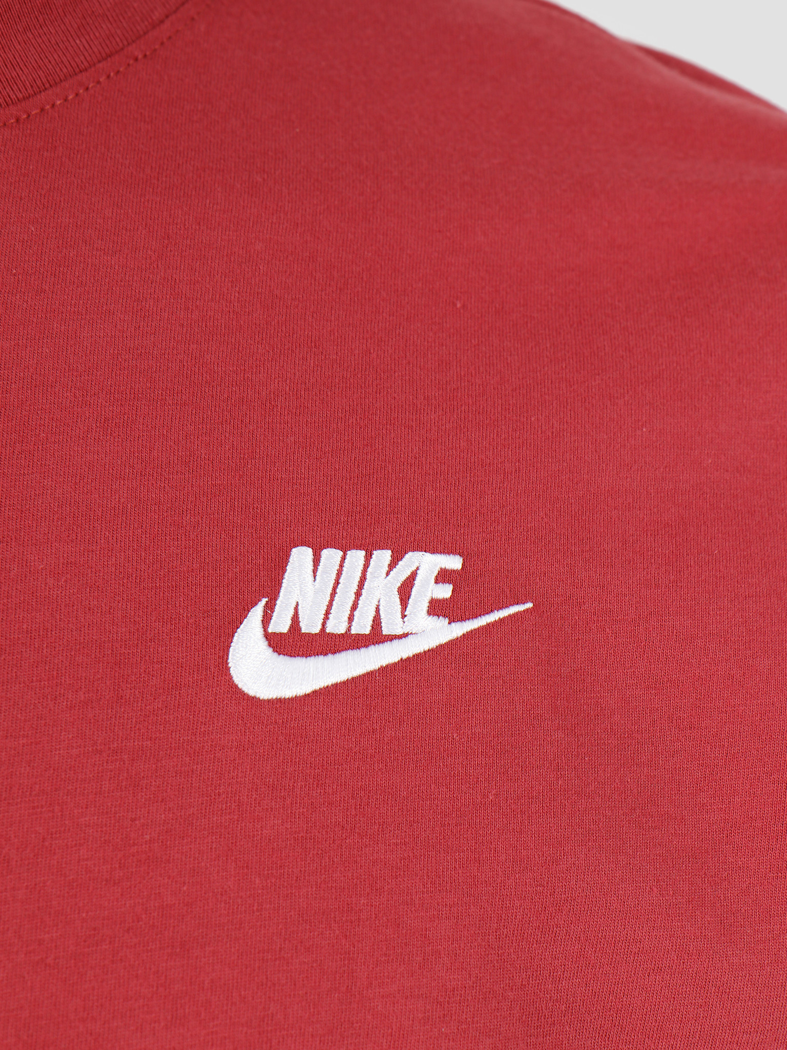 Nike Nike NSW Club T-Shirt Cedar White AR4997-661