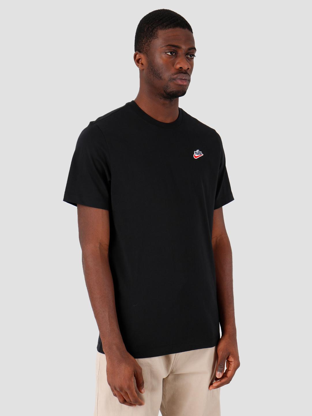 Nike Nike NSW T-Shirt Heritage Black BV7882-010