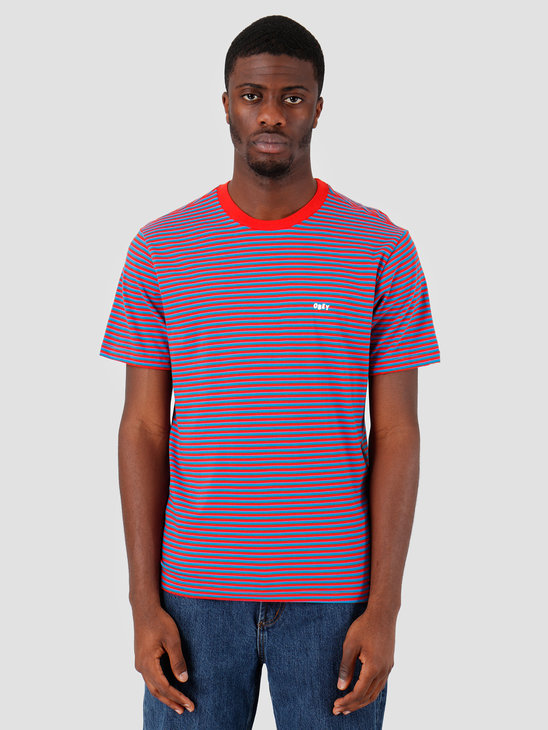 Obey Apex T-Shirt Adernaline Multi 131080182-ADE