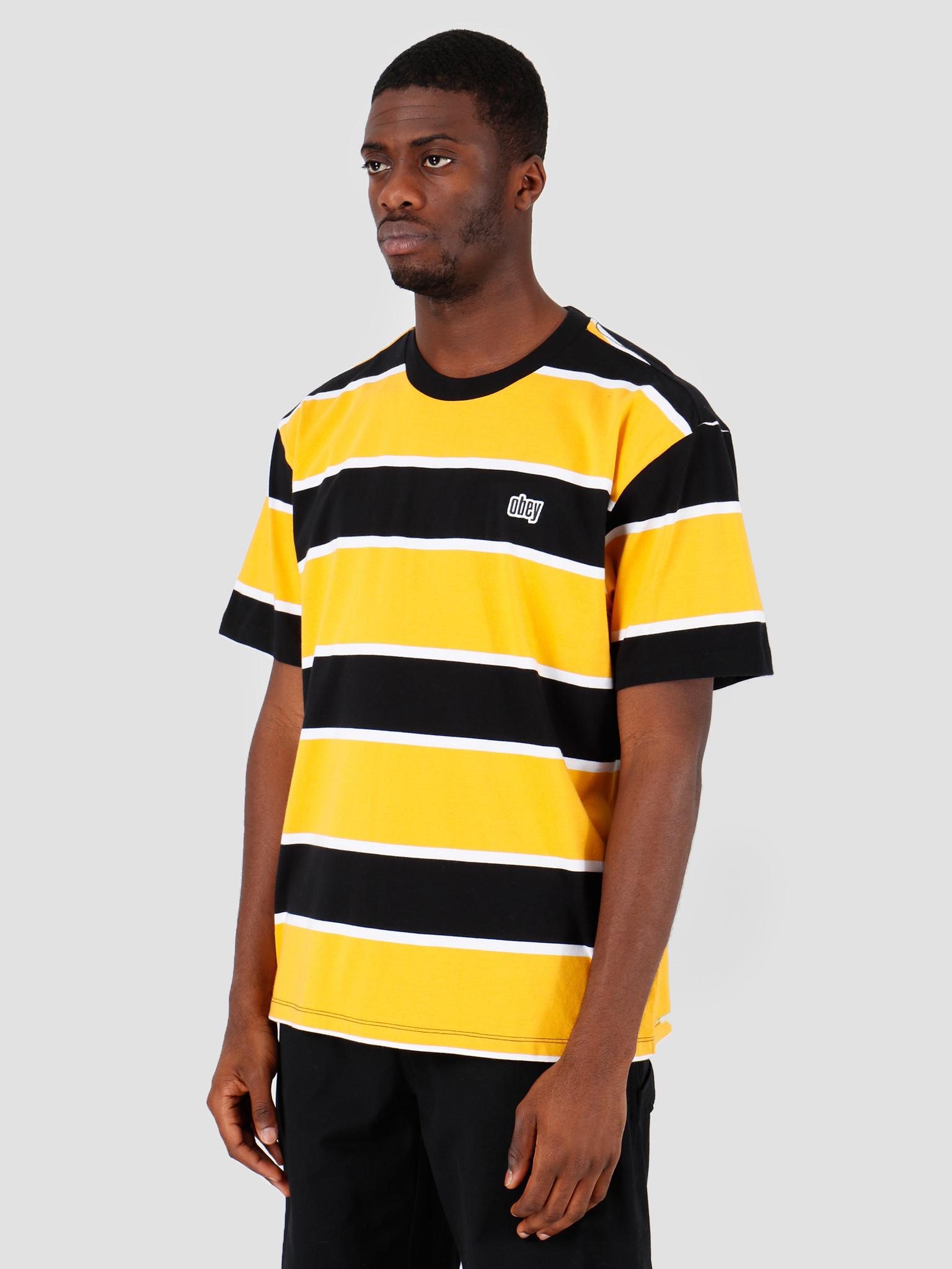 Obey Obey Acid Classic T-Shirt Black Multi 131080243-BKM