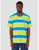 Obey Obey Acid Classic T-Shirt Sky Blue Multi 131080243-SKY