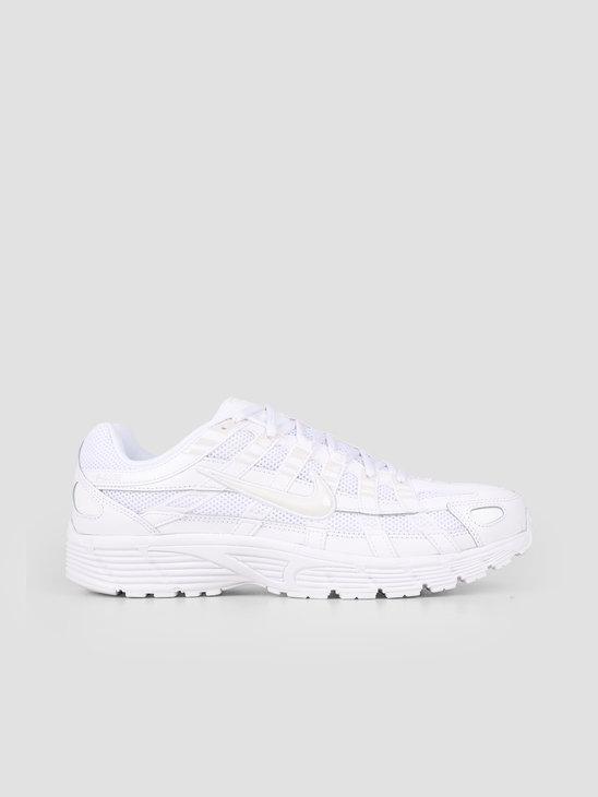 Nike P 6000 White White Platinum Tint CD6404-100