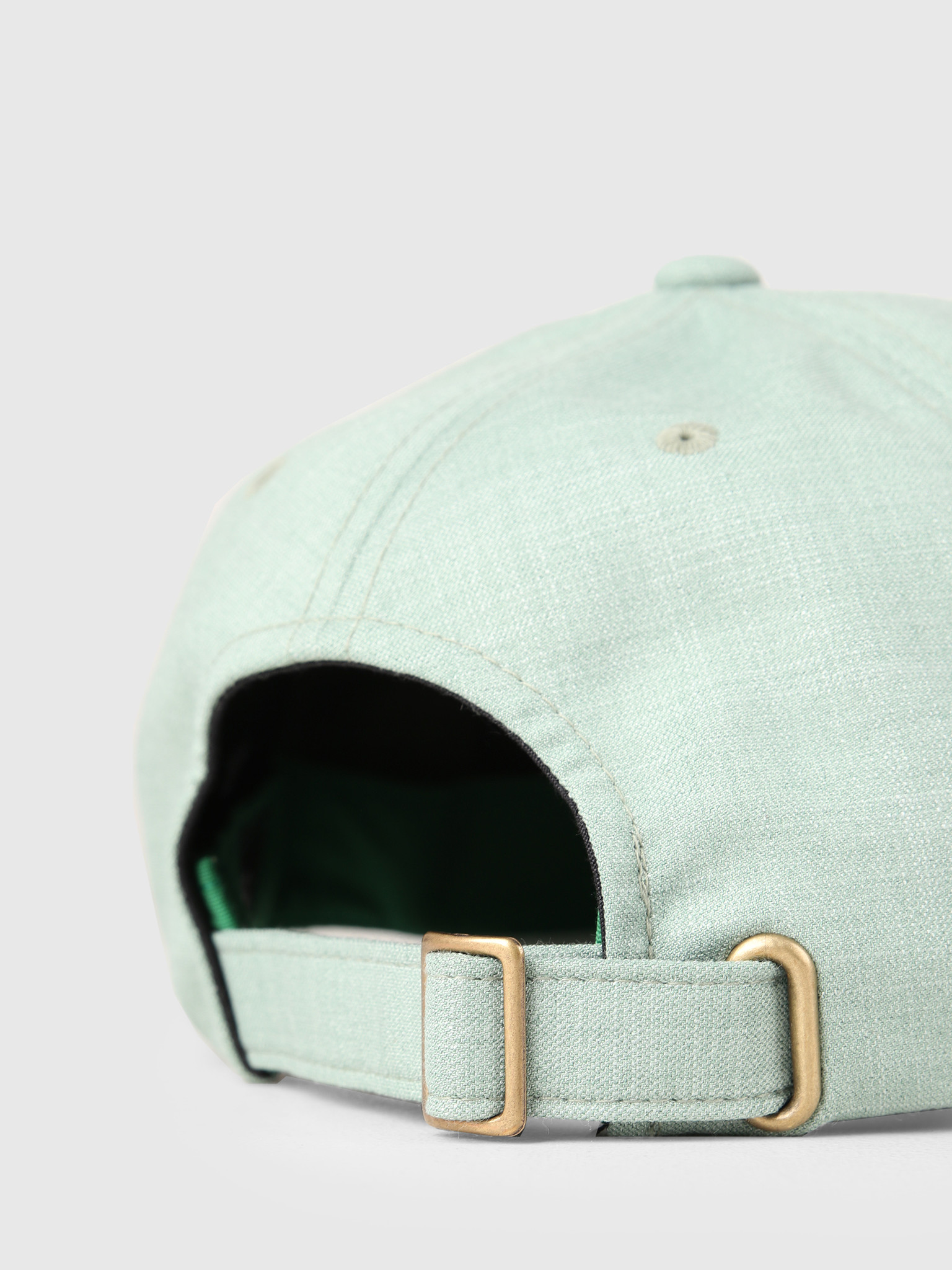 Stussy Stussy Su19 Suiting Low Pro Cap Green 0401