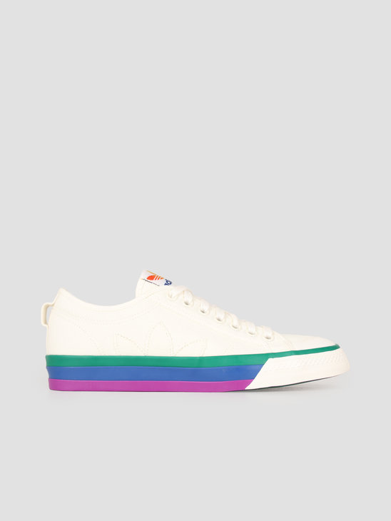 adidas Nizza Pride Off White EF2319