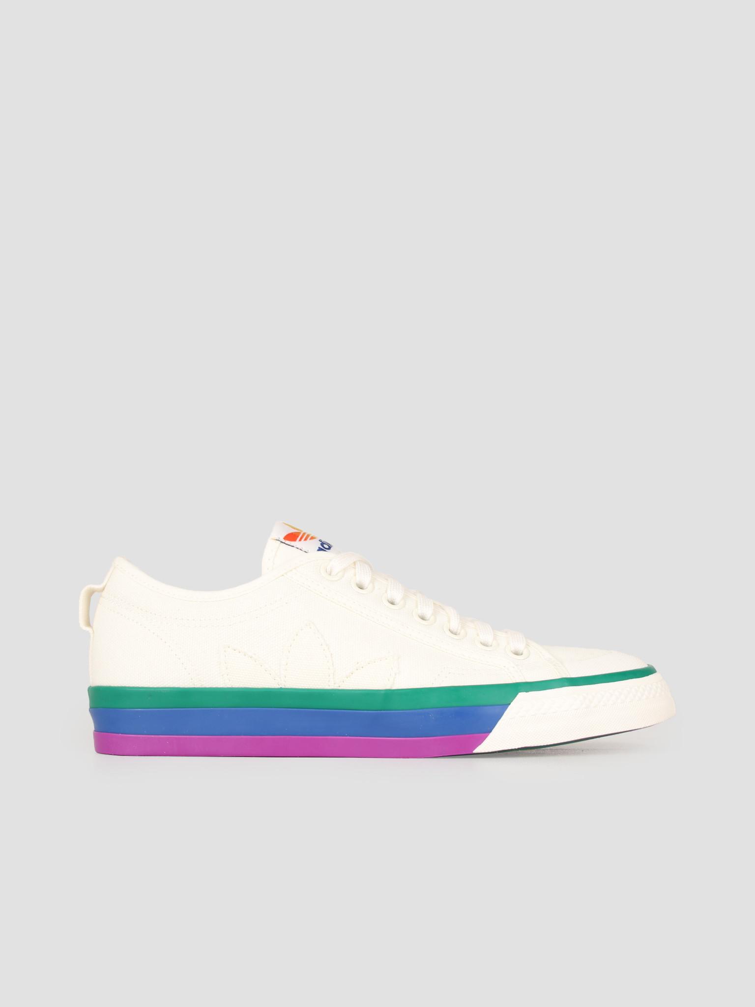 adidas adidas Nizza Pride Off White EF2319