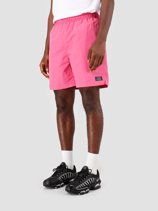 Stussy New Wave Water Short Pink 0604