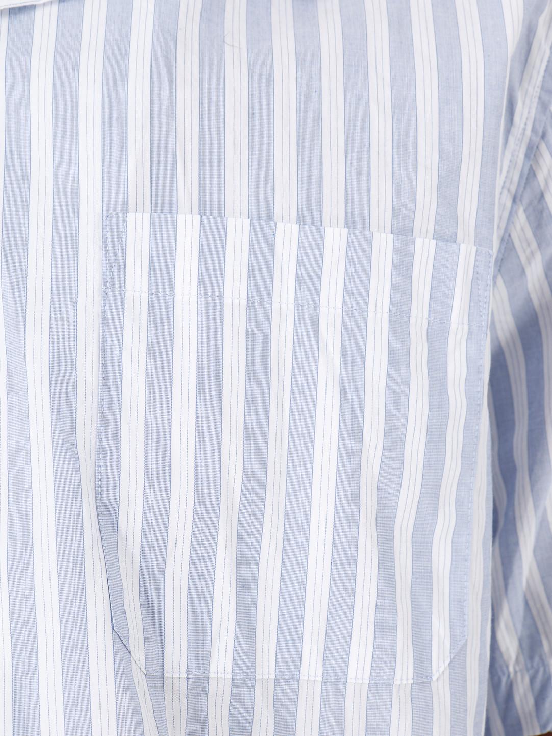 Stussy Stussy Open Collar Shirt Blue 0801