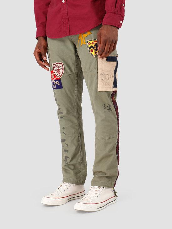Ralph Lauren Slim Fit Modern M43 Cargo Pant Olive 710749580001