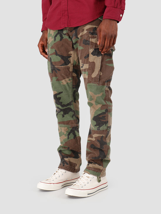 Ralph Lauren Slim Fit Modern M43 Cargo Pant Surplus Ca 710671176001