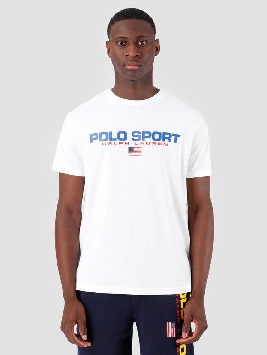 Ralph Lauren 26 1 Jersey Shortsleeve T-Shirt White 710750444002
