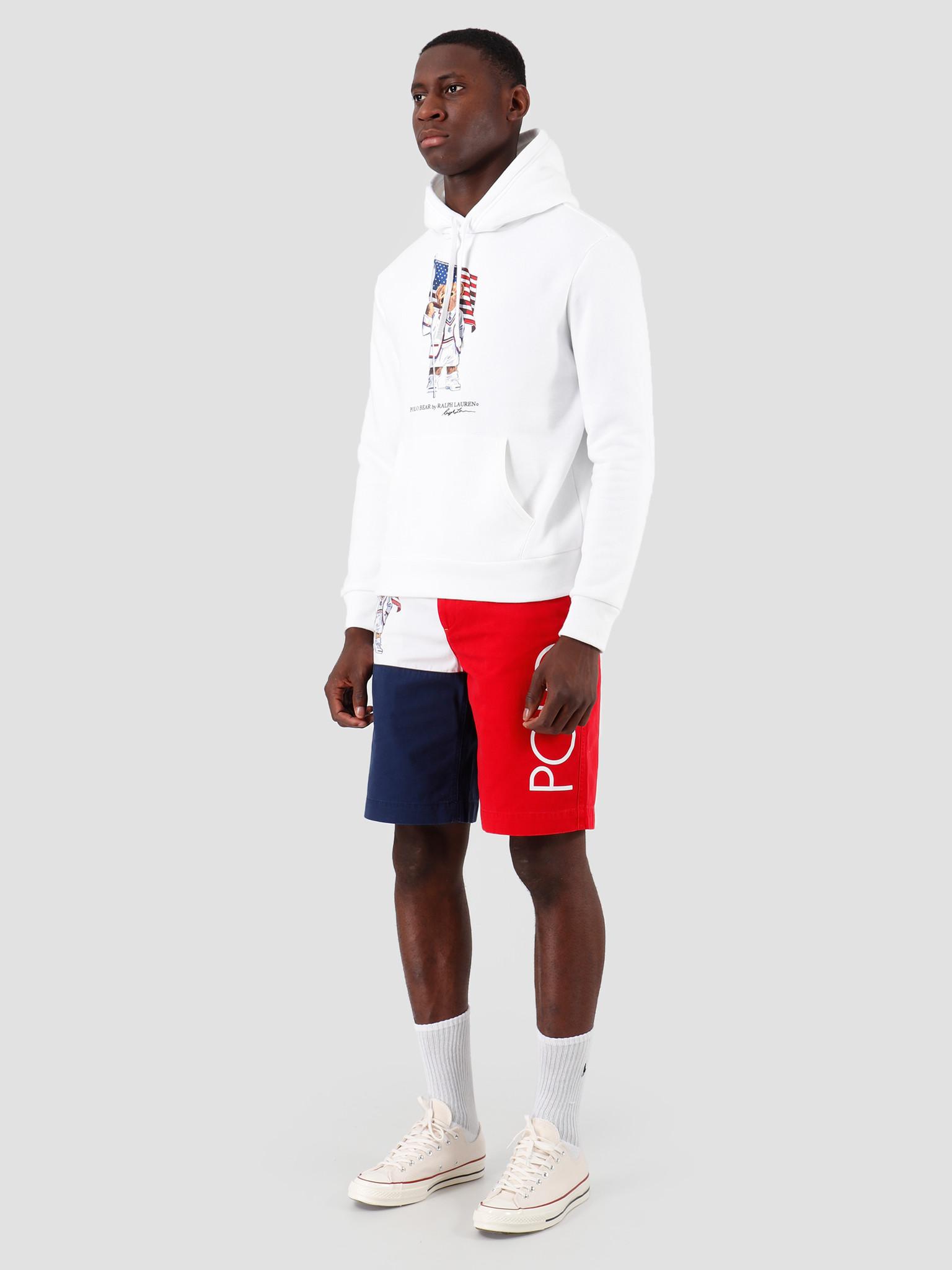 Polo Ralph Lauren Ralph Lauren Magic Fleece Longsleeve White 710746438001