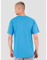 Obey Obey x Warrior T-Shirt Sky Azure 163082172E-SKY