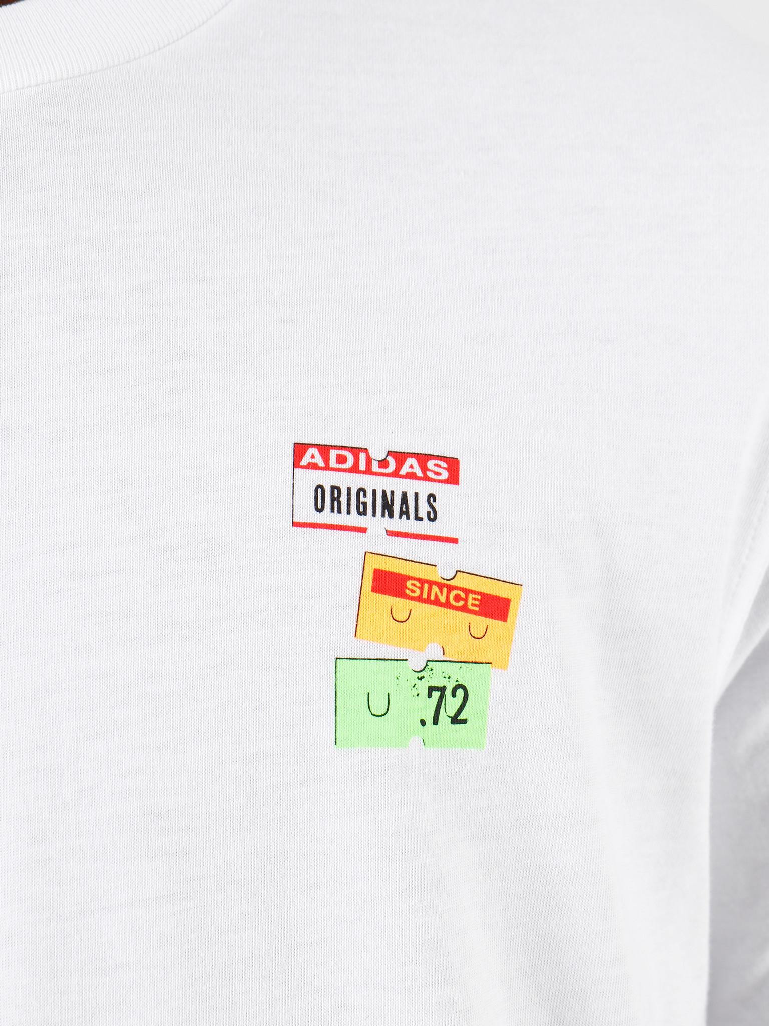 adidas adidas Bodega Pricetag White ED7067