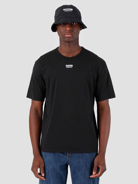 adidas R.Y.V. T-Shirt Black ED7220