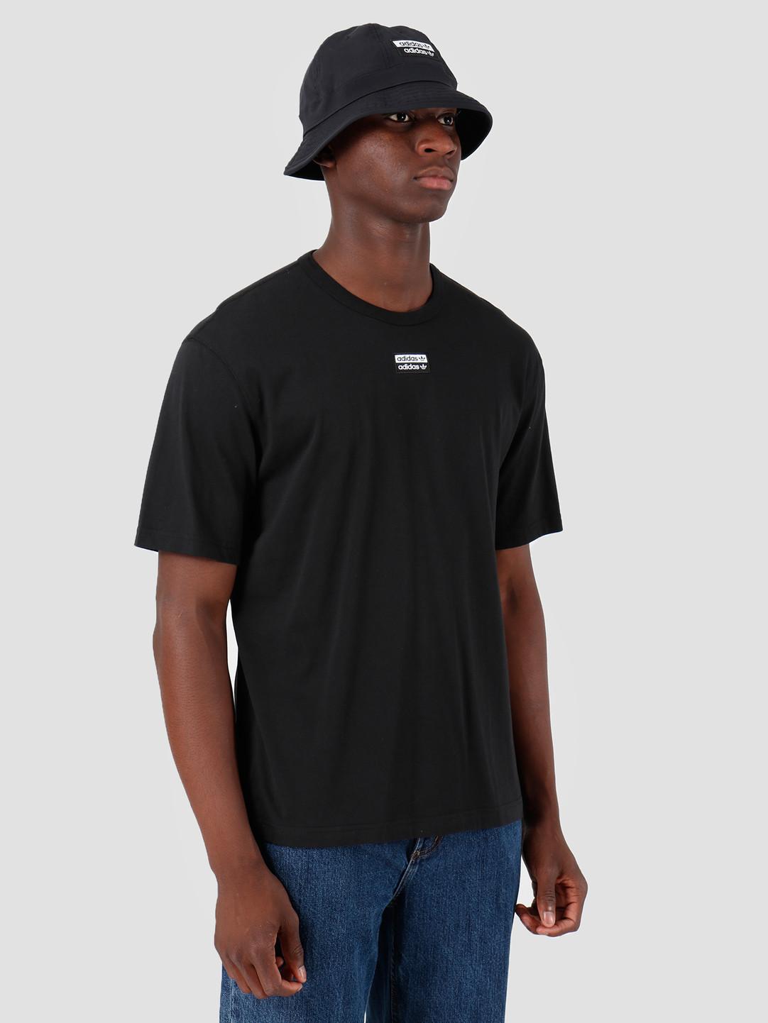 adidas adidas R.Y.V. T-Shirt Black ED7220
