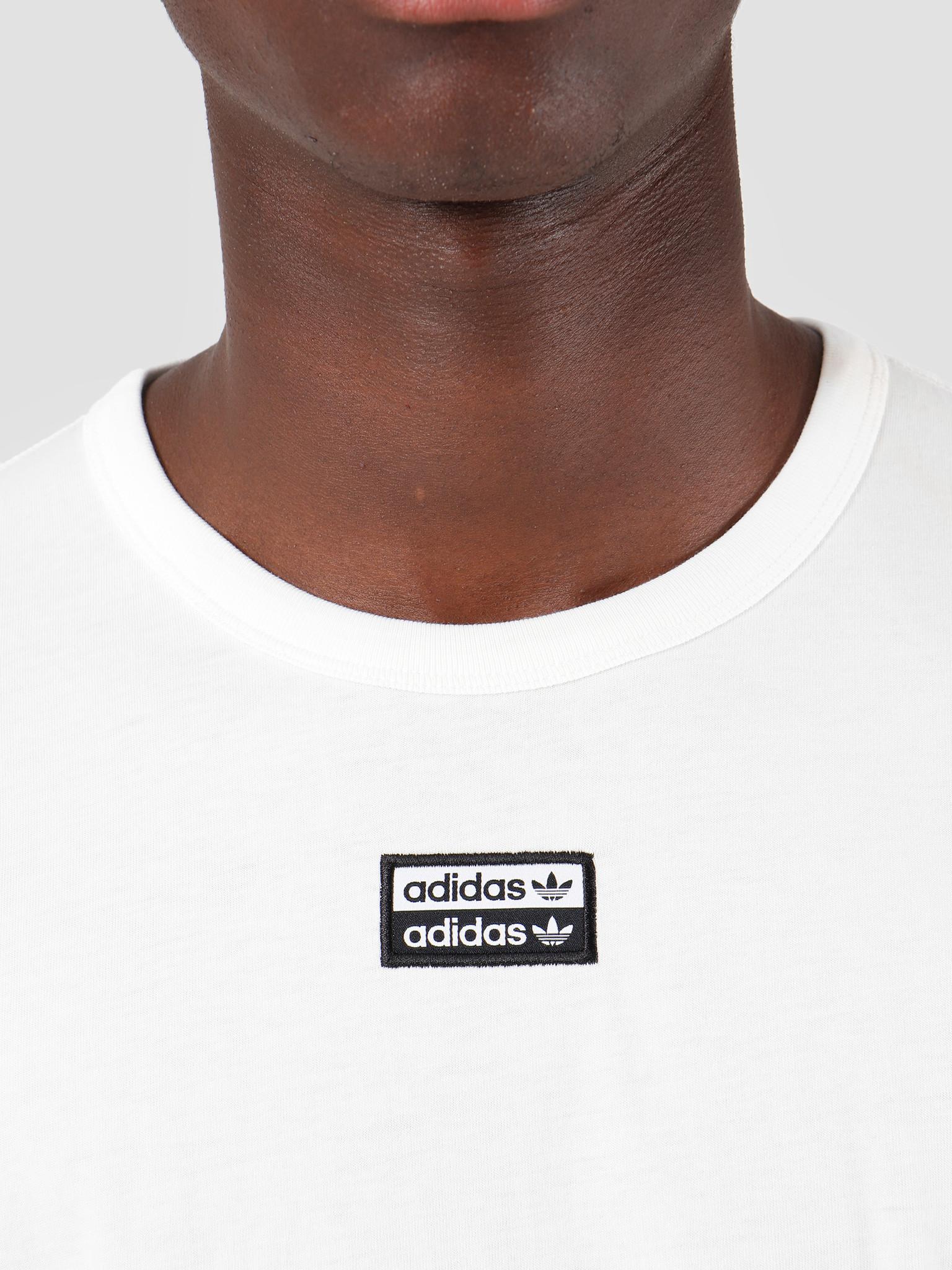 adidas adidas R.Y.V. T-Shirt White ED7221
