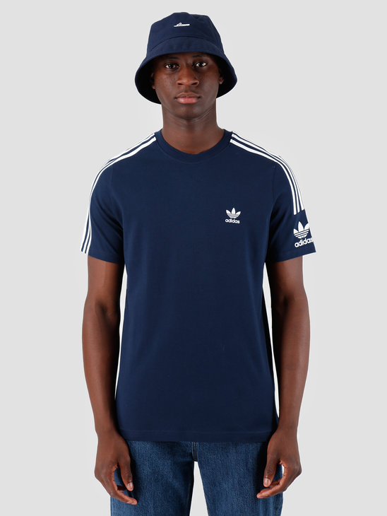 adidas Tech T-Shirt Navy ED6117