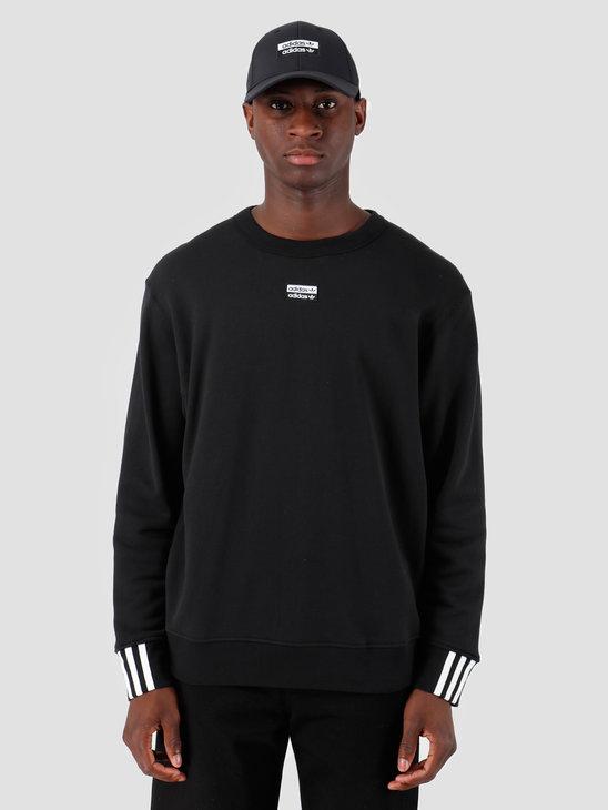 adidas R.Y.V. Crewneck Black ED7227